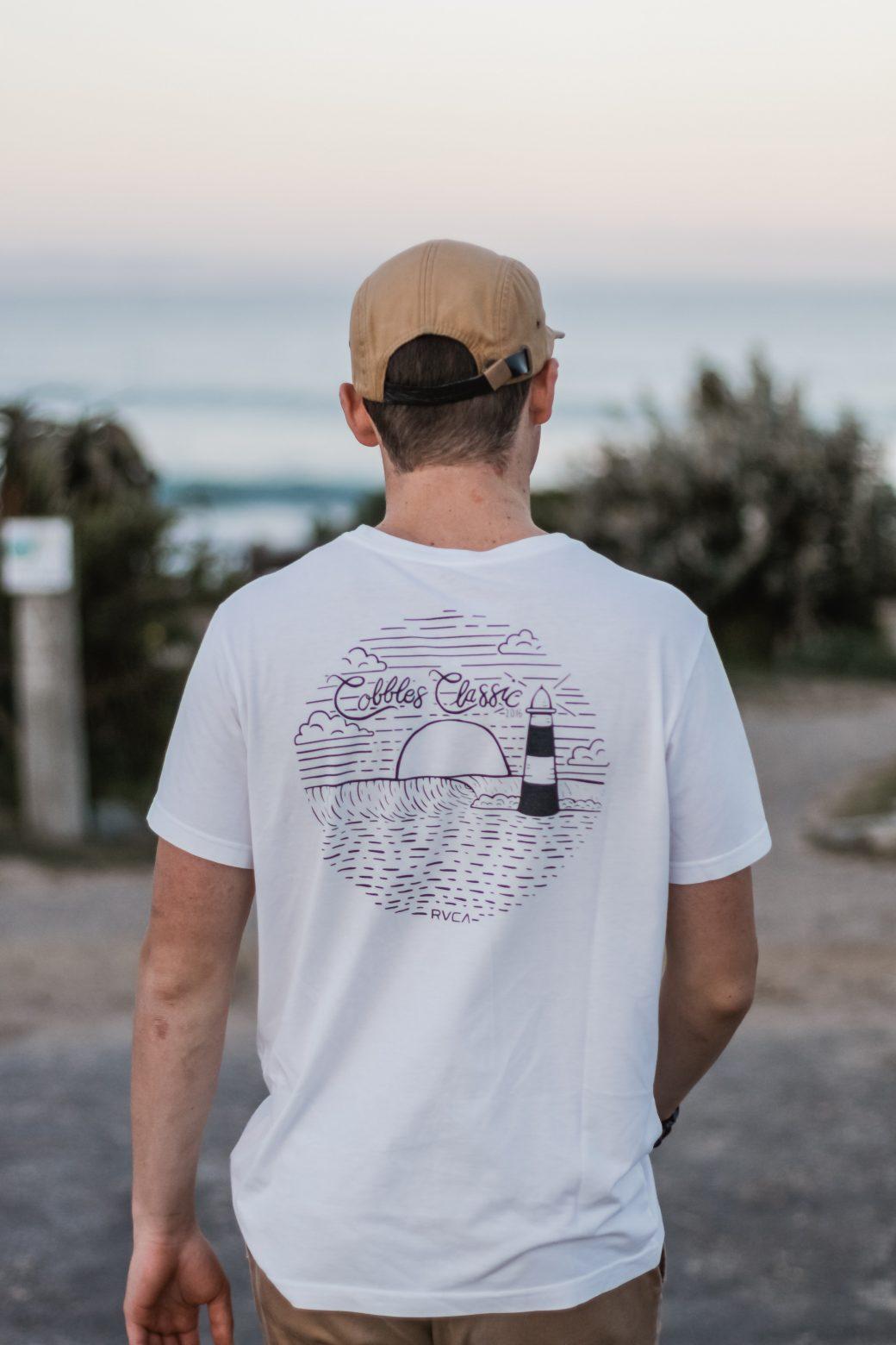 tshirt med print