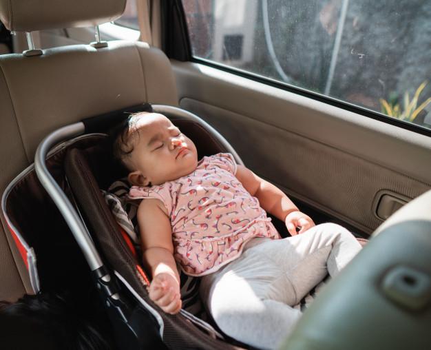 køredragt baby
